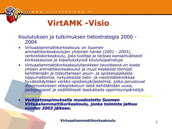 VirtAMK -Visio