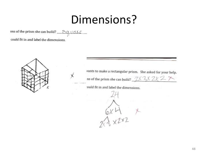 Dimensions?