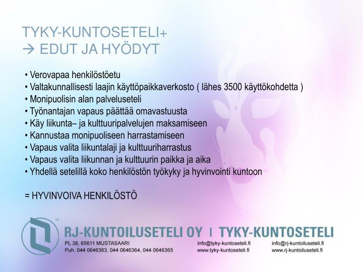TYKY-KUNTOSETELI+