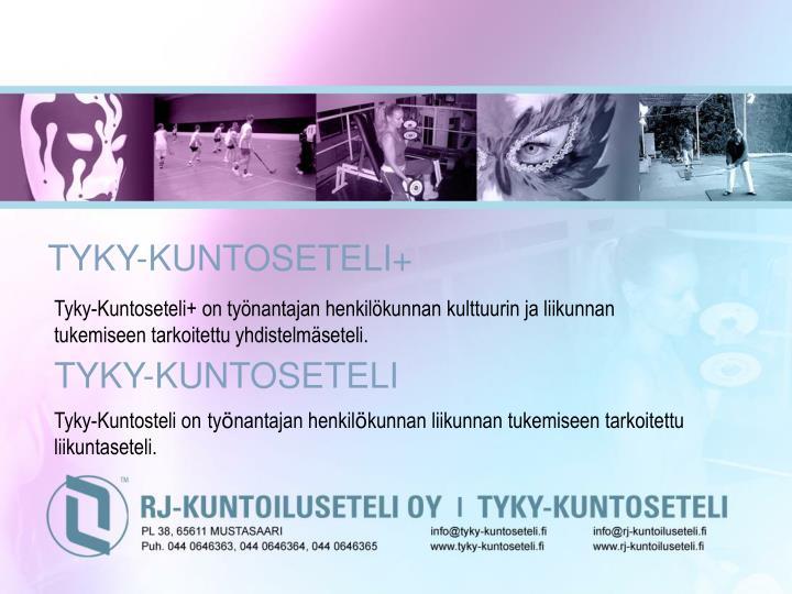 TYKY-KUNTOSETELI