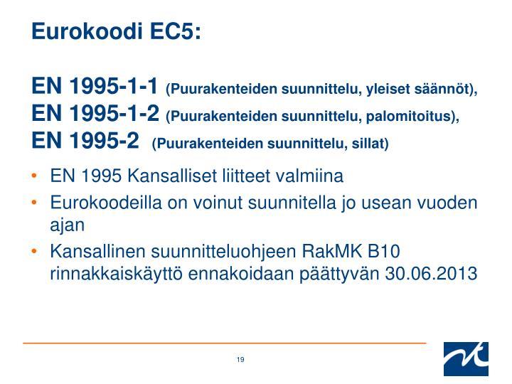 Eurokoodi EC5: