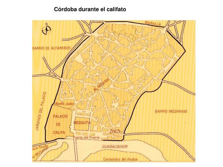 Córdoba durante el califato
