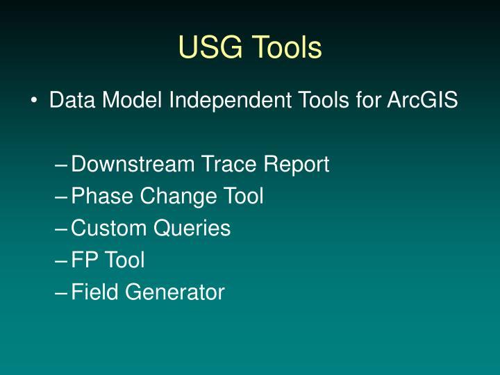 USG Tools