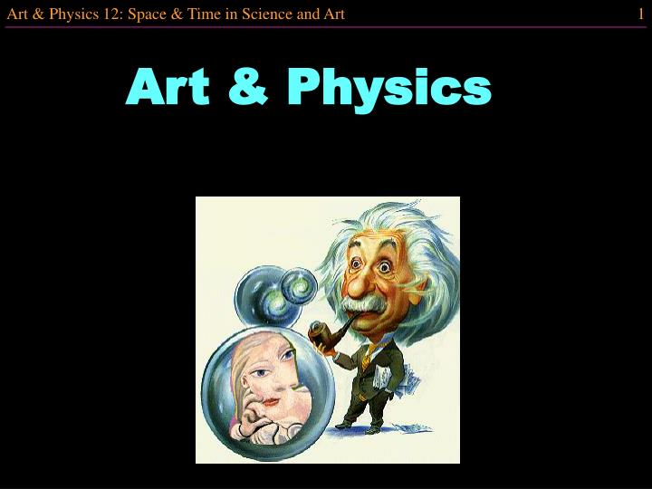 Art physics