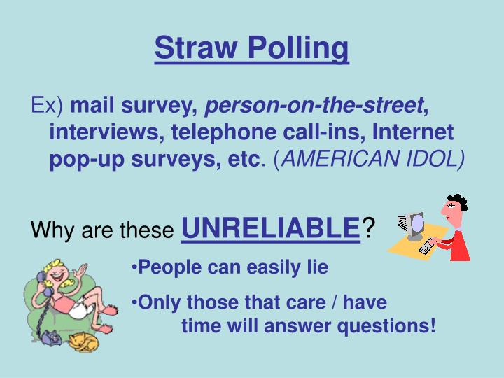 Straw Polling