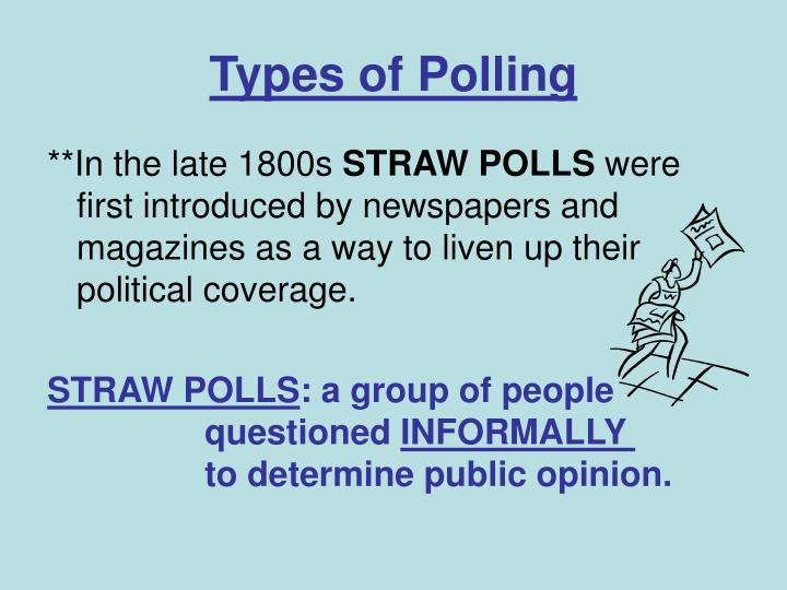 Types of Polling