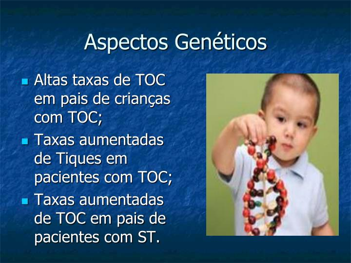 Aspectos Genéticos