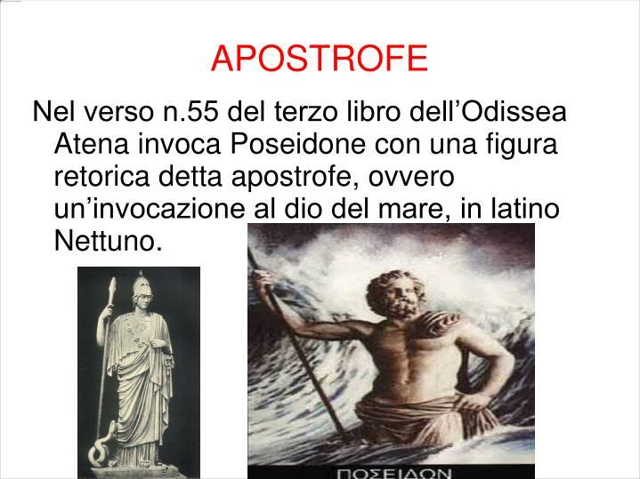 APOSTROFE