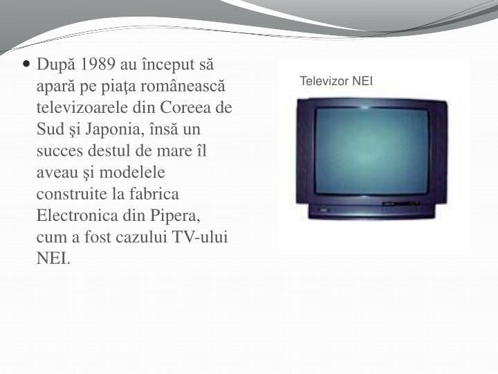 Televizor NEI