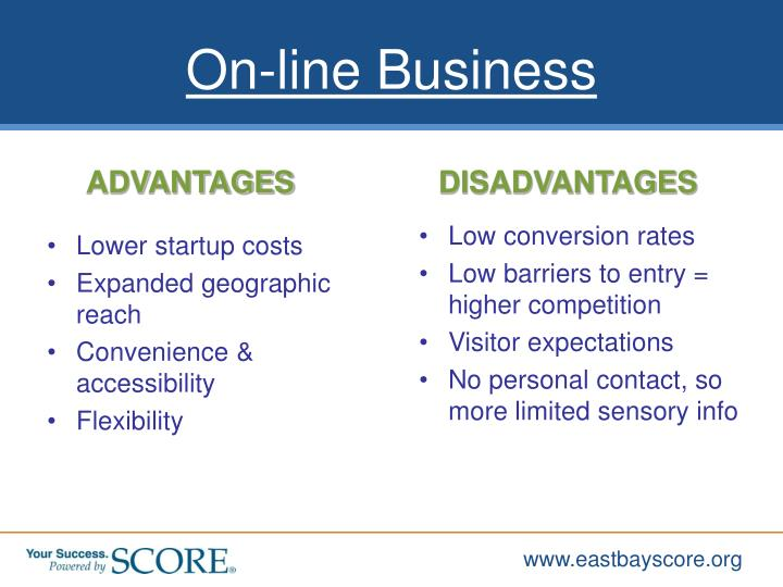 On-line Business