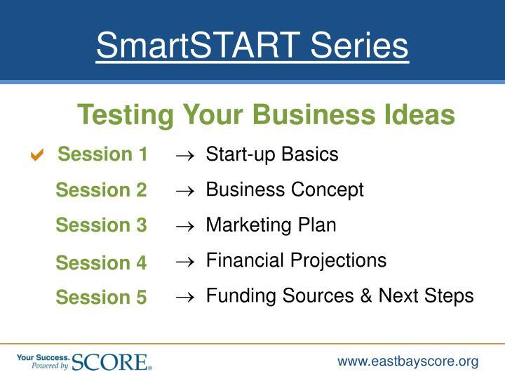 Start-up Basics