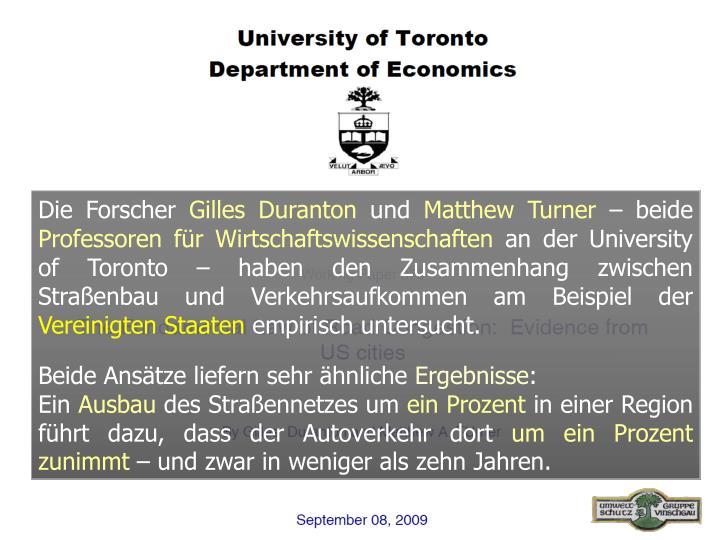 Die Forscher