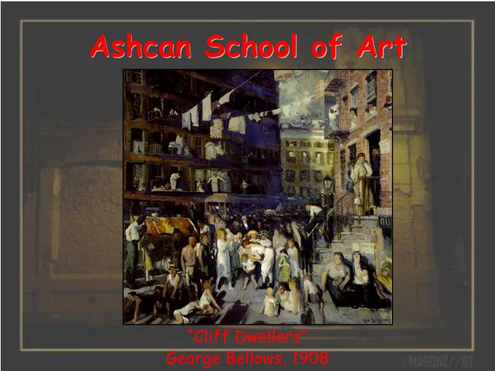 Ashcan School of Art