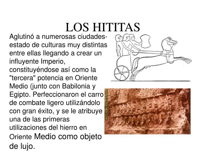 LOS HITITAS