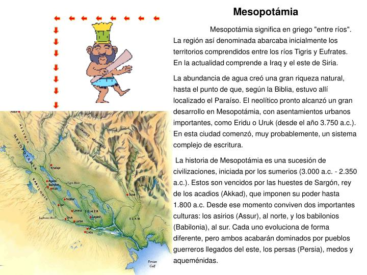 Mesopotámia