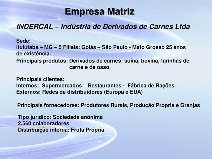 Empresa Matriz