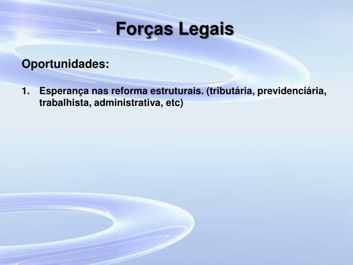 Forças Legais
