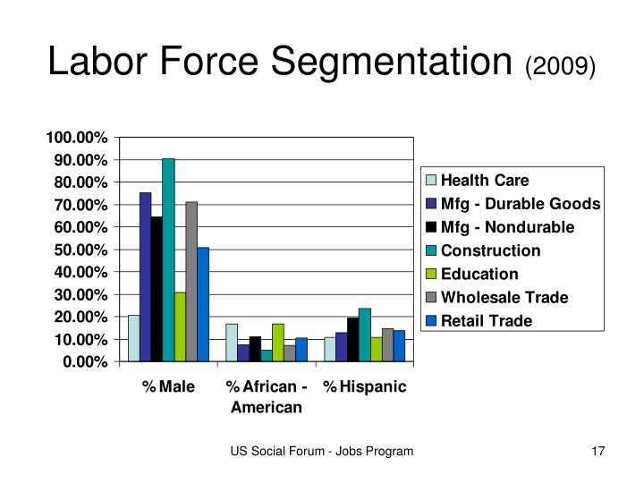 Labor Force Segmentation