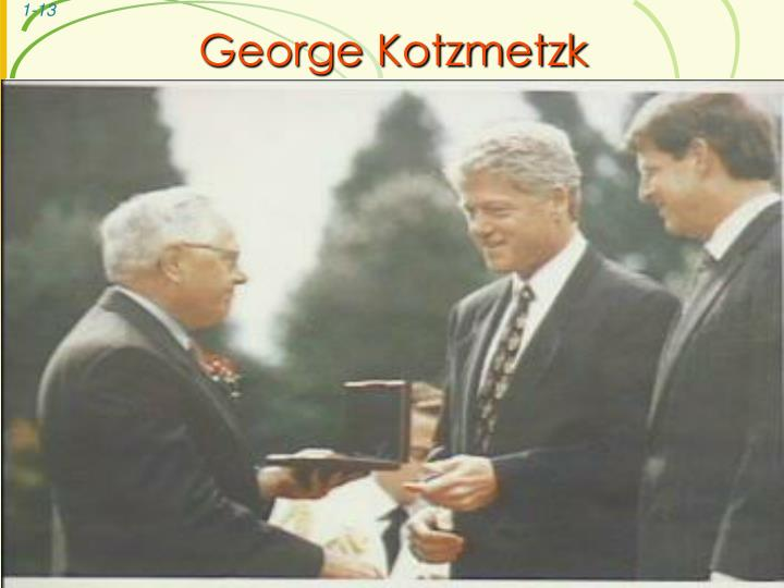 George Kotzmetzk
