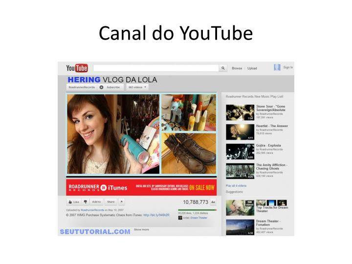 Canal do