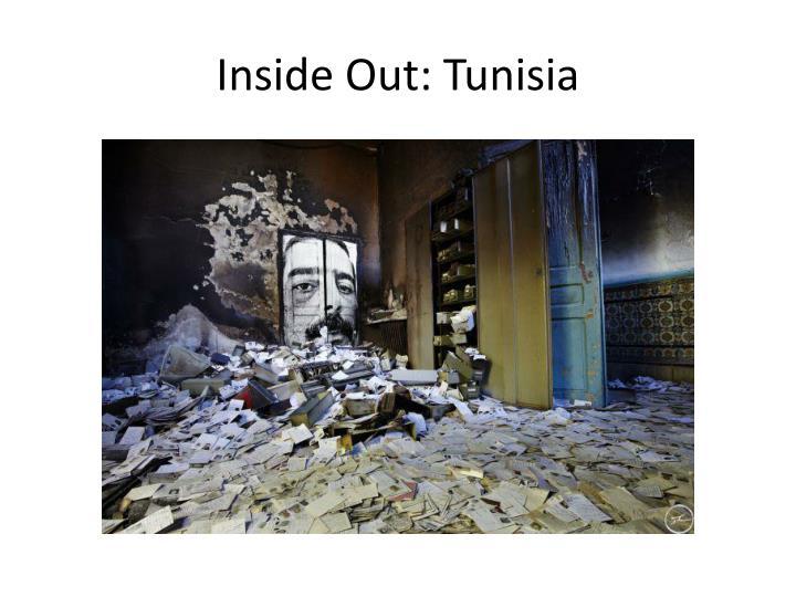 Inside Out: Tunisia