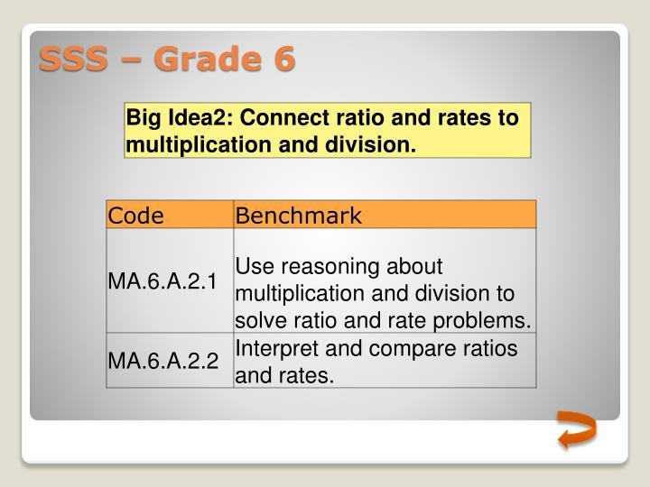 SSS – Grade 6