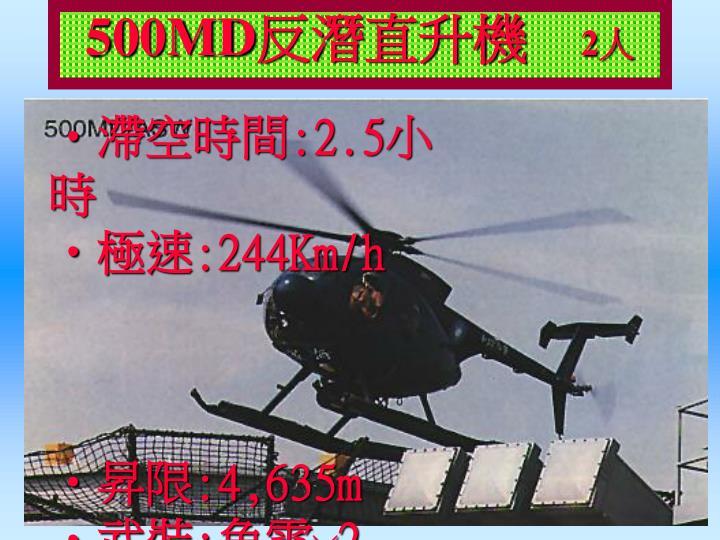 500MD