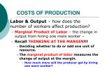 costs of production2
