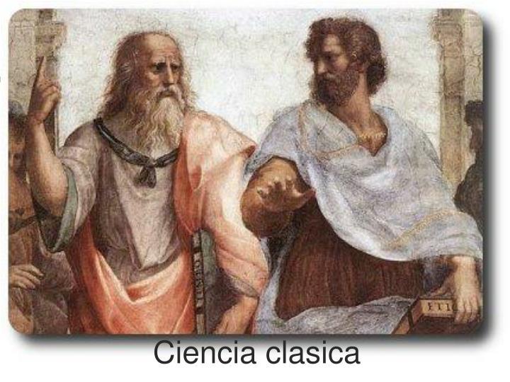 Ciencia clasica