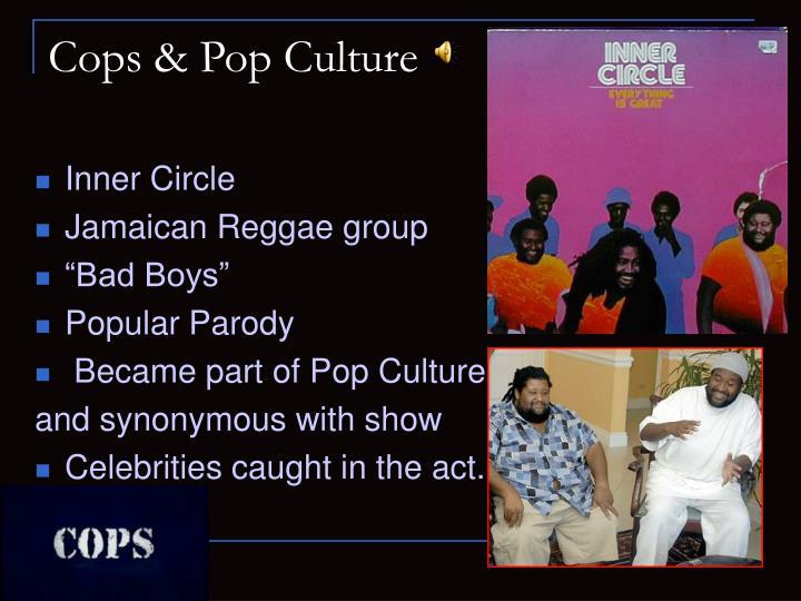 Cops & Pop Culture