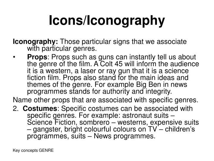 Icons/Iconography