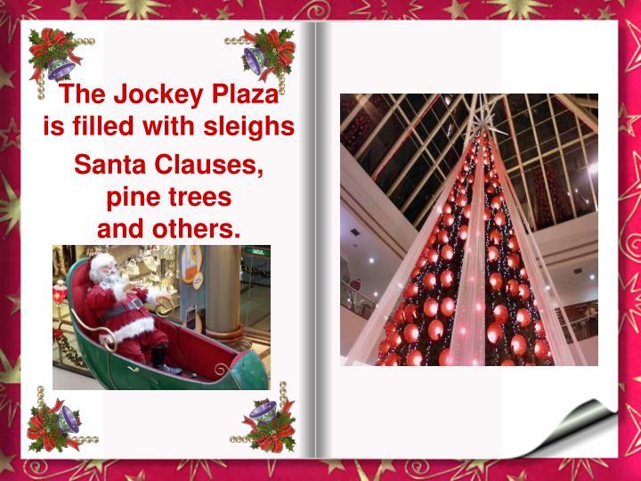 The Jockey Plaza