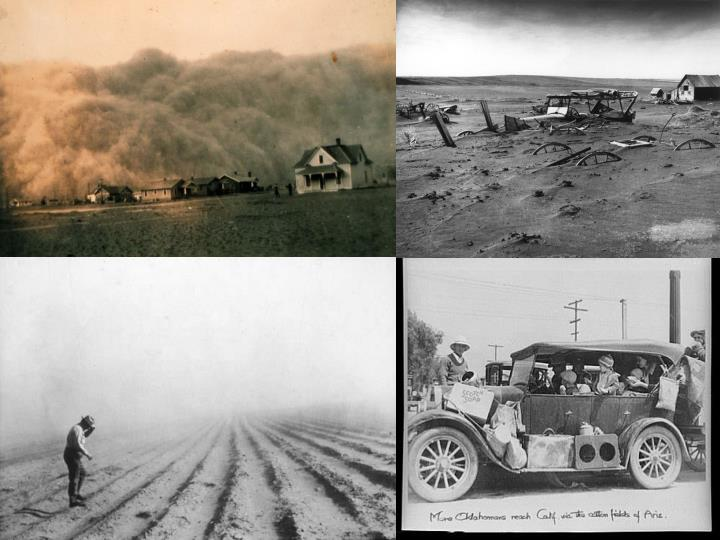 Dust Bowl Images