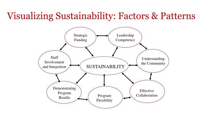 Visualizing Sustainability: