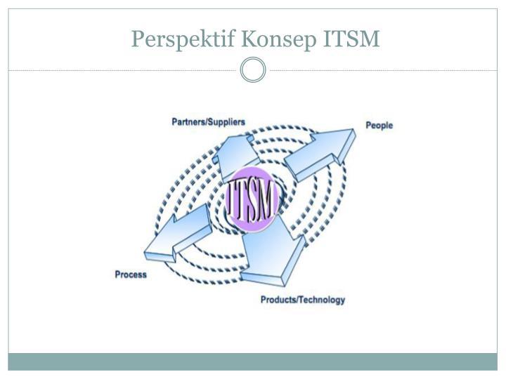 Perspektif Konsep ITSM