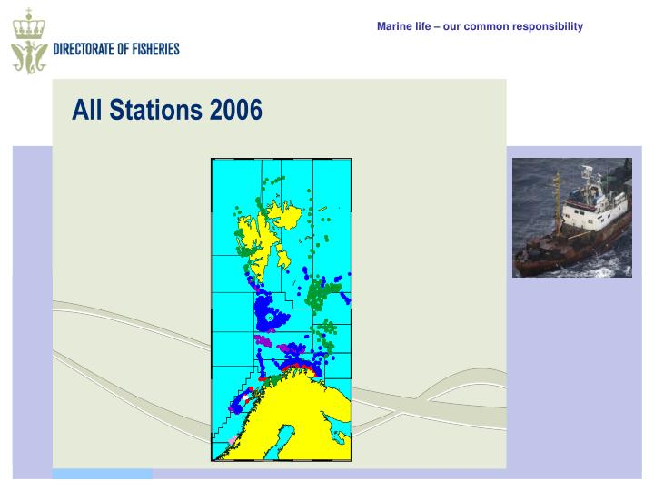 All Stations 2006