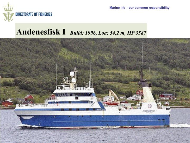 Andenesfisk I