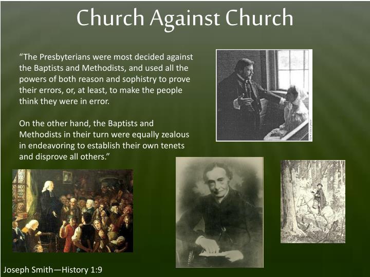 Church Against Church