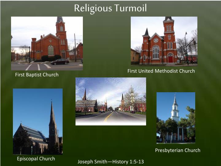 Religious Turmoil