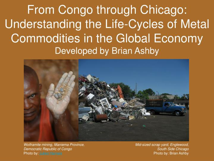 From Congo through Chicago: