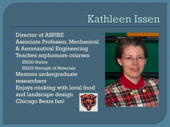 Kathleen Issen