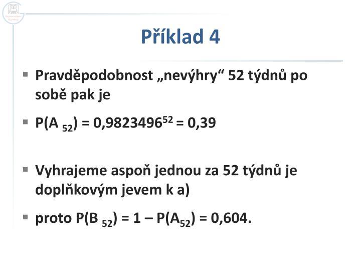 Příklad 4