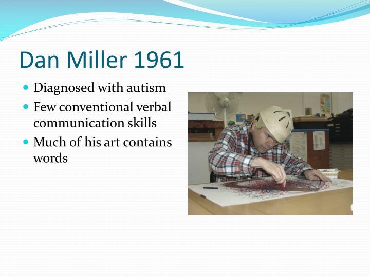 Dan Miller 1961