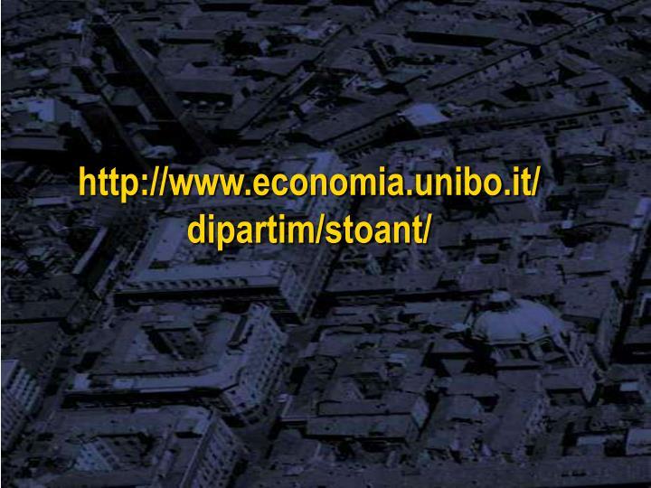http://www.economia.unibo.it/