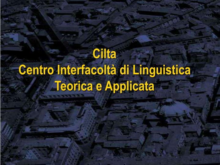 Cilta