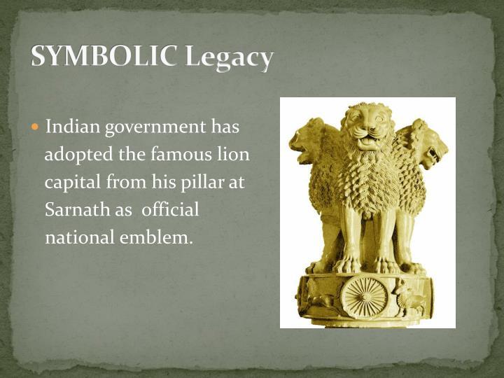 SYMBOLIC Legacy