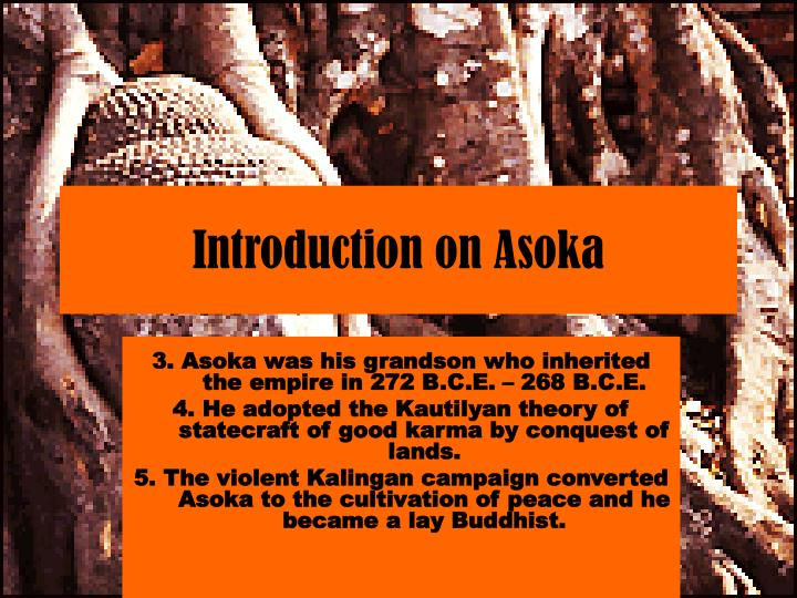 Introduction on Asoka