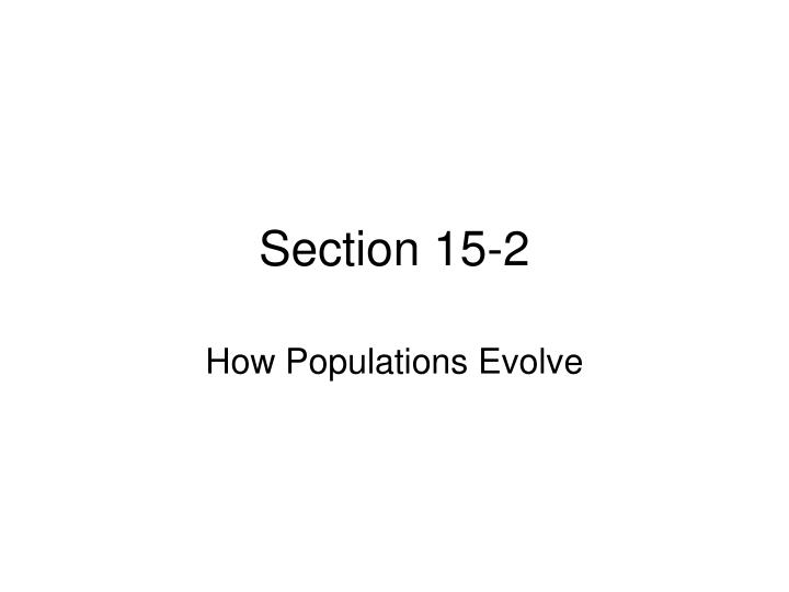 Section 15-2