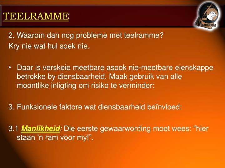 TEELRAMME