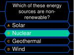 which of these energy sources are non renewable1